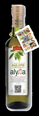 Castillo de Tabernas saca Alyña como un nuevo aceite gourmet de uso en crudo