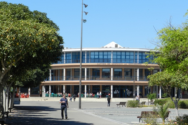 El Pleno del Consejo Social y el Patronato de la Fundación Mediterránea de la Universidad de Almería apoyan en los recortes al rector Pedro Molina