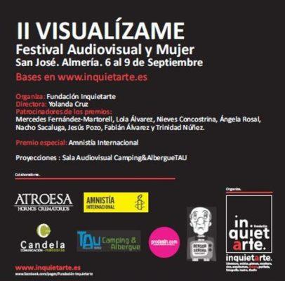 Festival Audiovisual y Mujer, VisualízaMe en San José