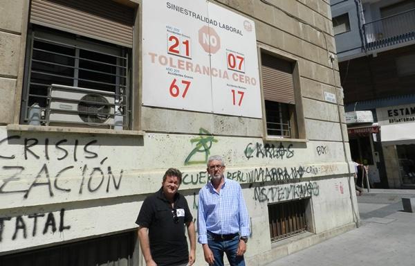 Confirmados siete fallecidos en accidente laboral en Almería en lo que va de año