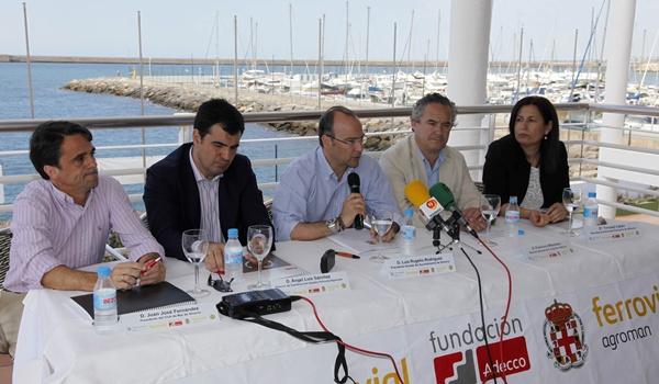 Almería contará con una escuela de vela para personas con discapacidad