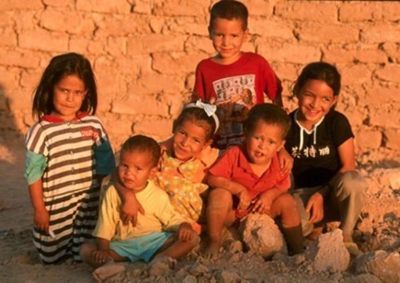 El programa 'Vacaciones en paz' supera las esperanzas en Almería y trae a 90 niños saharauis en lugar de 80