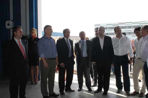 Inauguración Ciudad del Taxi