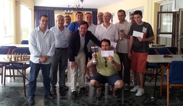 La segunda edición del torneo ejidense reunió a medio centenar de participantes