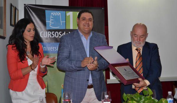 Alcalde Canjáyar y rector