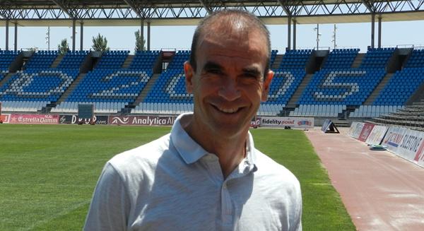 Edu Pons ha recalado en el FC Barcelona para ser un estrecho colaborador de Tito Vilanova