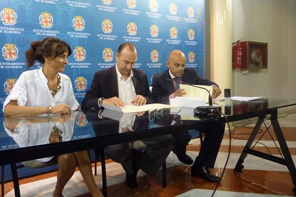 La Federación Almeriense de Asociaciones de Personas con Discapacidad busca la inserción laboral de sus asociados
