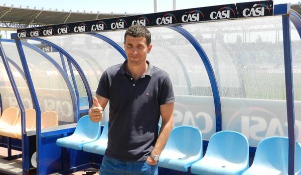 La UD Almería 2012/2013 comenzará a rodar el lunes día 9 de julio con Javi Gracia como piloto