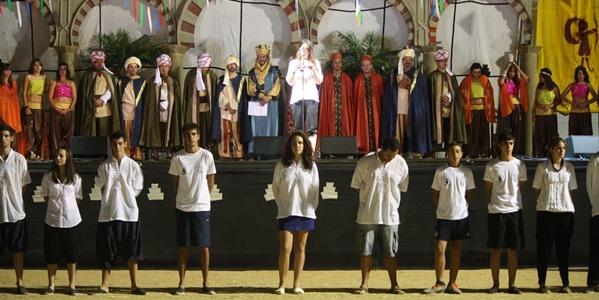 Los Juegos Moriscos de Aben Humeya han precedido a los Juegos Olímpicos de Londres