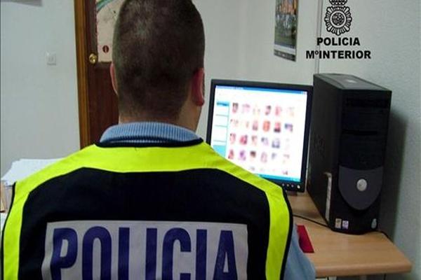 La Policía Nacional a detenido a dos miembros de la cuarta banda más importante del mundo en ciberataques