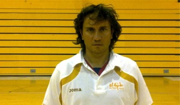 El ex técnico de El Ejido FS se marcha a la serie A-1 italiana al Real Rieti