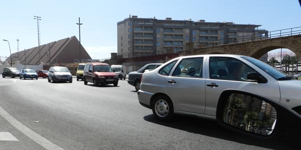 Un 66% de los conductores almerienses jamás ha sido sancionado desde el permiso por puntos de la DGT