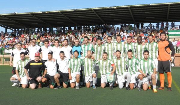 La AD Huércal jugará en Tercera División la próxima temporada 2012/2013