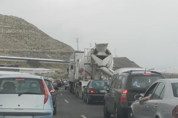 Los controles a las empresas de transportes son obligados por la normativa comunitaria