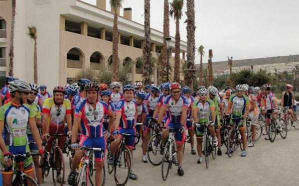 Ciclismo por el Poniente Almeríense