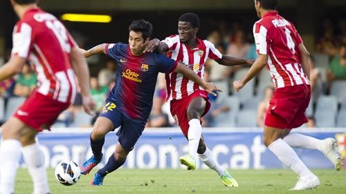 Ramón Azzez ha conseguido éxitos internacionales con Nigeria y debutó con el Almería en la Liga Adelante