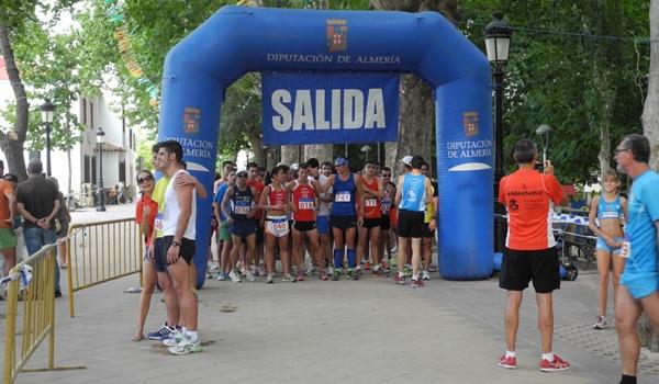 El Circuito de Carreras Populares de Diputación ha pasado por Chirivel también