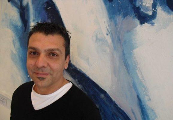 El escritor Juan Pardo Vidal