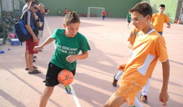 La Diputación de Almería ha organizado una liga de fútbol sala que recorre 11 municipios