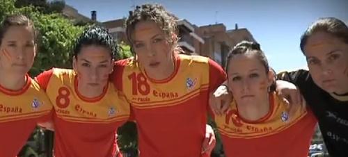 La selección española de balonmano femenino hunde sus éxitos en Almería 2005