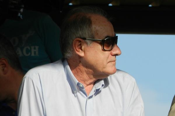 El Delegado en Almería de la Federación Andaluza de Fútbol ha buscado gestora que salve al CD Roquetas