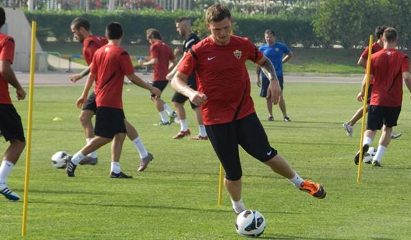 El danés de la UD Almería volverá a su país para jugar en el FC Copenhague
