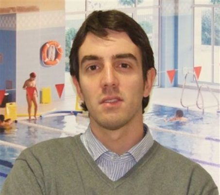 Francisco Tortosa es director de Elaqua en El Ejido