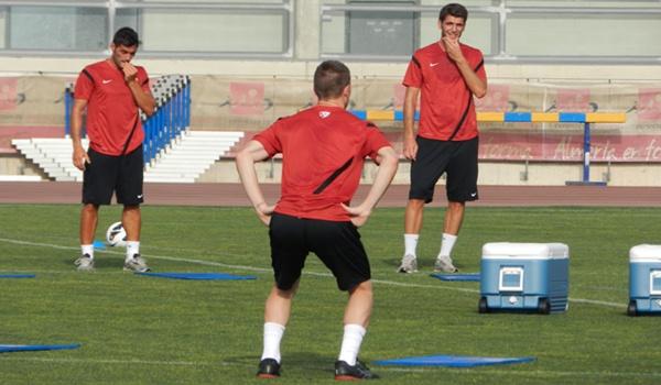 La normativa de los sub-25 afectaba a varios jugadores de la UD Almería