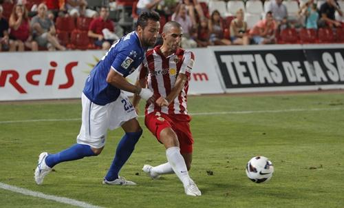 El Almería ha ganado los dos partidos que ha disputado en esta Liga Adelante