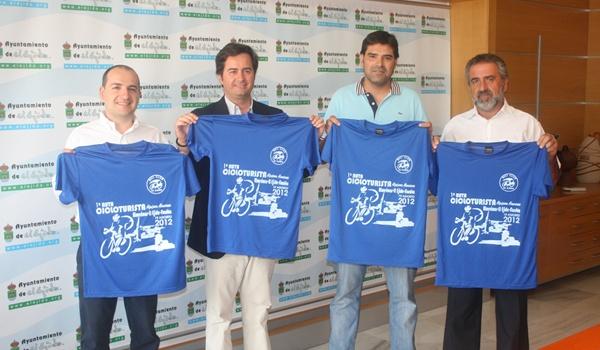 150 participantes recorrerán parte de la Alpujarra almeriense desde El Ejido