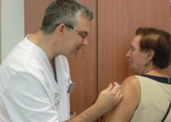 Inicio vacunación Gripe