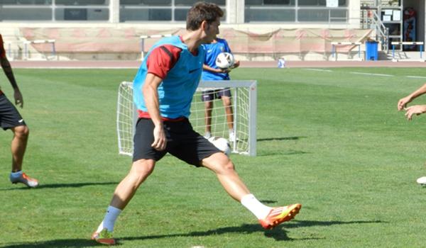 El Almería B quiere seguir con su buena racha en El Mayayo ante el UCAM Murcia