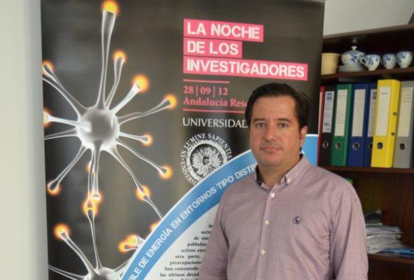Carlos Vargas, director de la OTRI