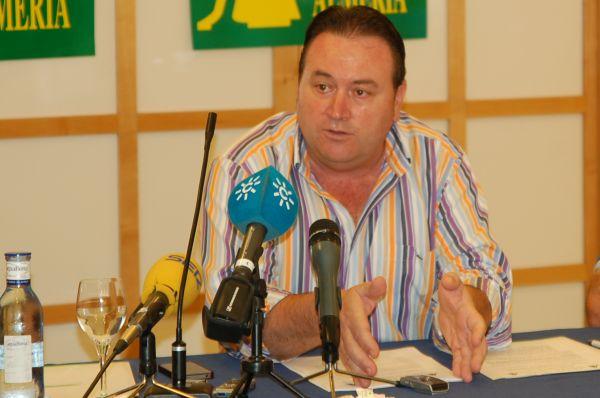 Fallece a los 52 años Francisco Vargas, presidente de ASAJA Almería