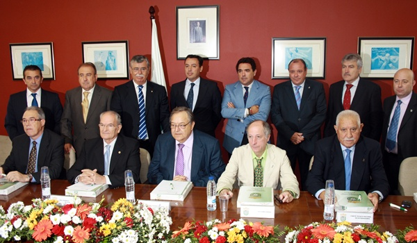 La RFAF será la pionera en España en la puesta en marcha del proyecto
