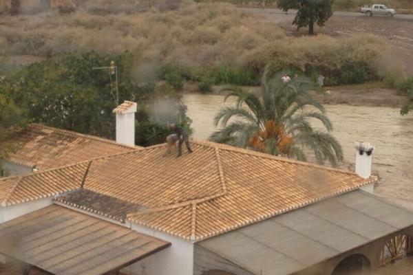En la localidad de Carboneras ha habido muchos problemas por el agua