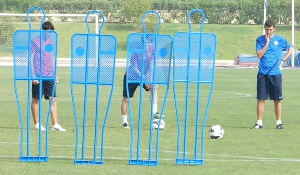 El Almería se presenta en Sabadell como líder de pleno de victorias en la Liga Adelante