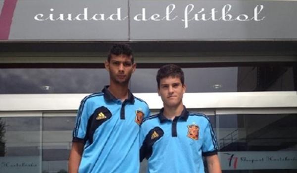 Fernández es juvenil de primer año, pero como cadete ya estuvo en la Sub-17