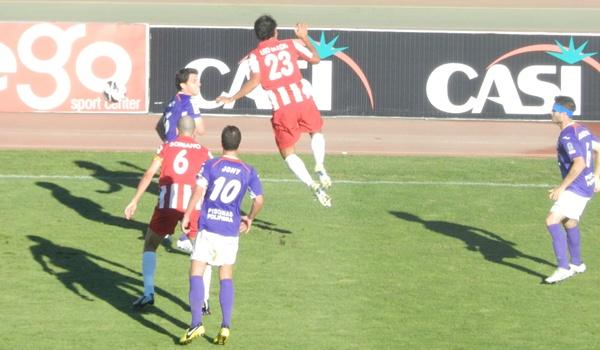 El UD Almería no ha tenido problemas ante el Guadalajara
