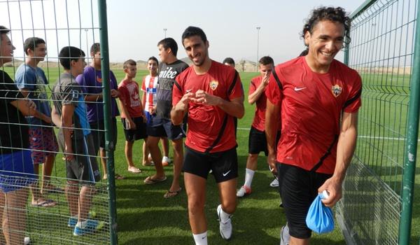 El uruguayo Marcelo Silva tiene molestias en el tobillo y no viajará a Sabadell