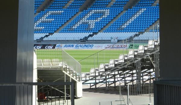 El Estadio de los Juegos Mediterráneos es un fuerte impenetrable para los rivales