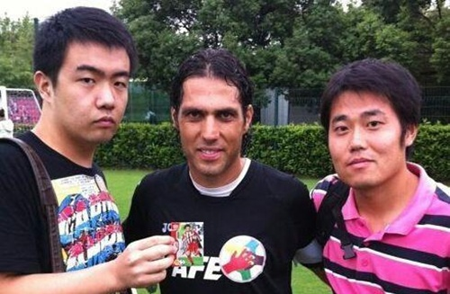 José Ortiz Bernal sigue buscando equipo en las Sesiones AFE, ahora en China