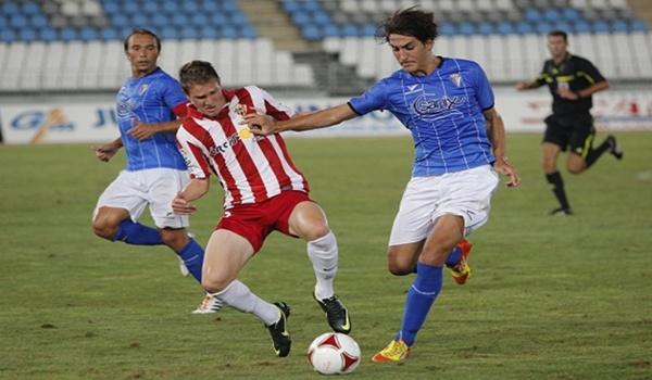 El Almería B buscará estrenar su casillero de victorias en casa ante el Betis B