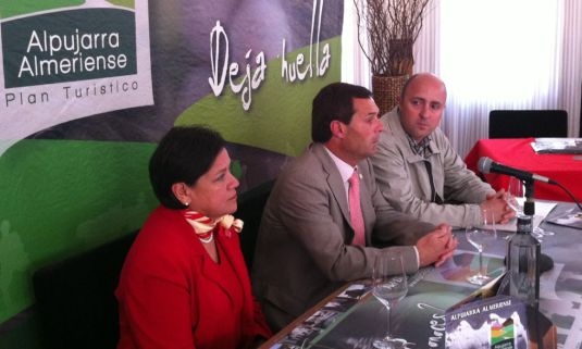 Alpujarra- Cumbre turismo alcaldes