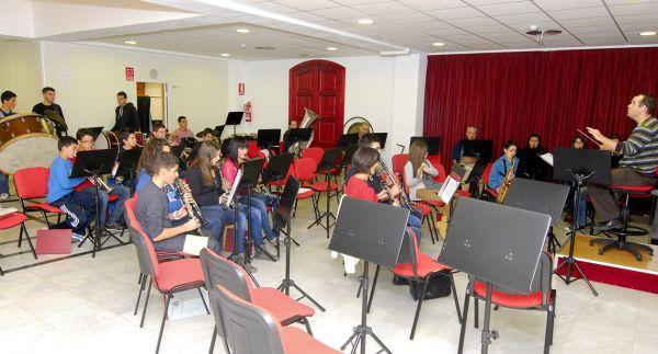 Ensayo Escuela Música