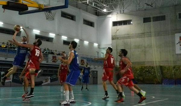 Partido de pretemporada entre dos de los equipos de Almería de Primera Nacional