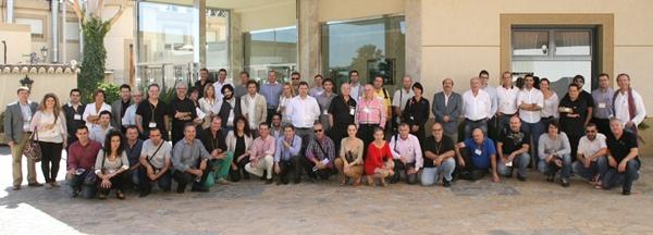 La reunión anual de los profesionales de la fotografía de Almería ha sido un éxito