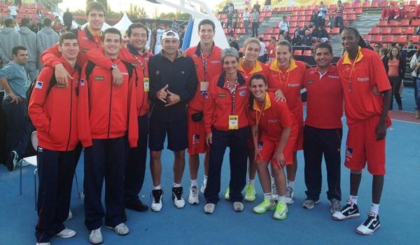 El almeriense Raúl Fernández ha sido el entrenador de la selección masculina que ha ganado el bronce en el Mundial