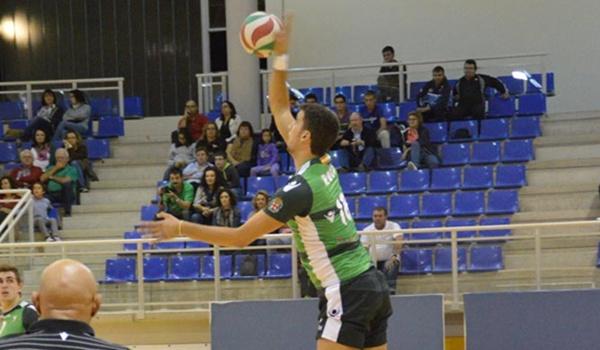 El central de Unicaja Almería ve positivo que toda la plantilla se importante en esta Superliga