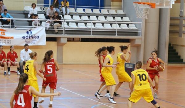 Los equipos de club almeriense han jugado ya varios partidos de pretemporada en Granada